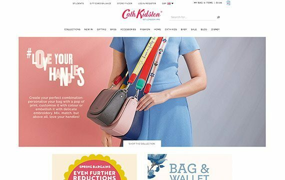 Cath Kidston - Bags, Fashion, Home & More