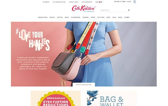Cath Kidston - Bags, Fashion, Home & More