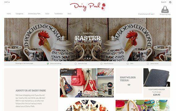 Daisy Park - Shabby Chic Gifts