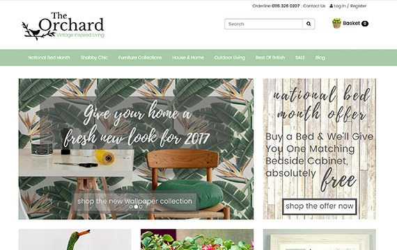 The Orchard - Vintage Inspired Living