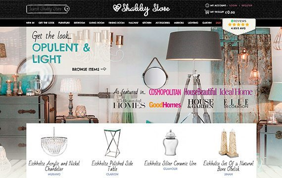 Shabby Store - Shabby Chic Furniture