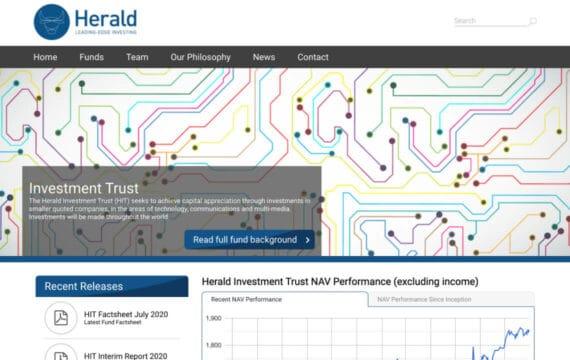 Herald Investment Trust