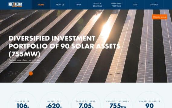 NextEnergy Solar Fund