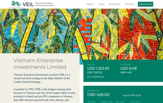 Vietnam Enterprise Investments