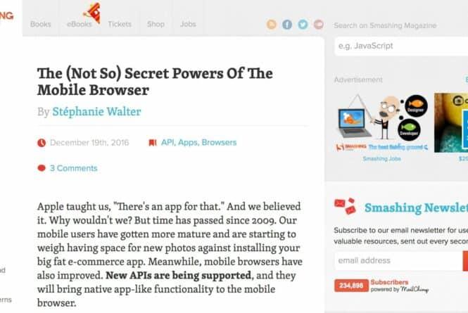 15 Best Web Design Blogs 2016