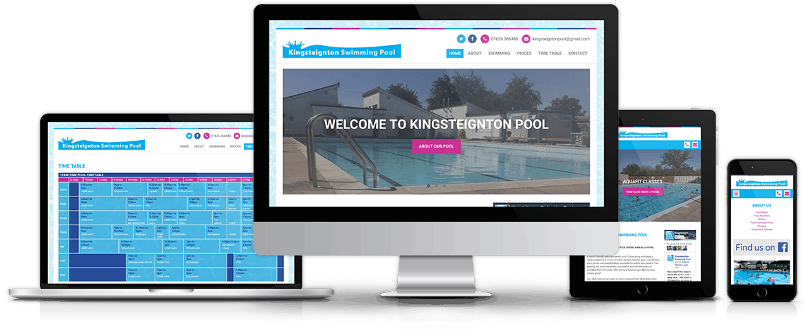 Kingsteignton Swimming Pool Case Study