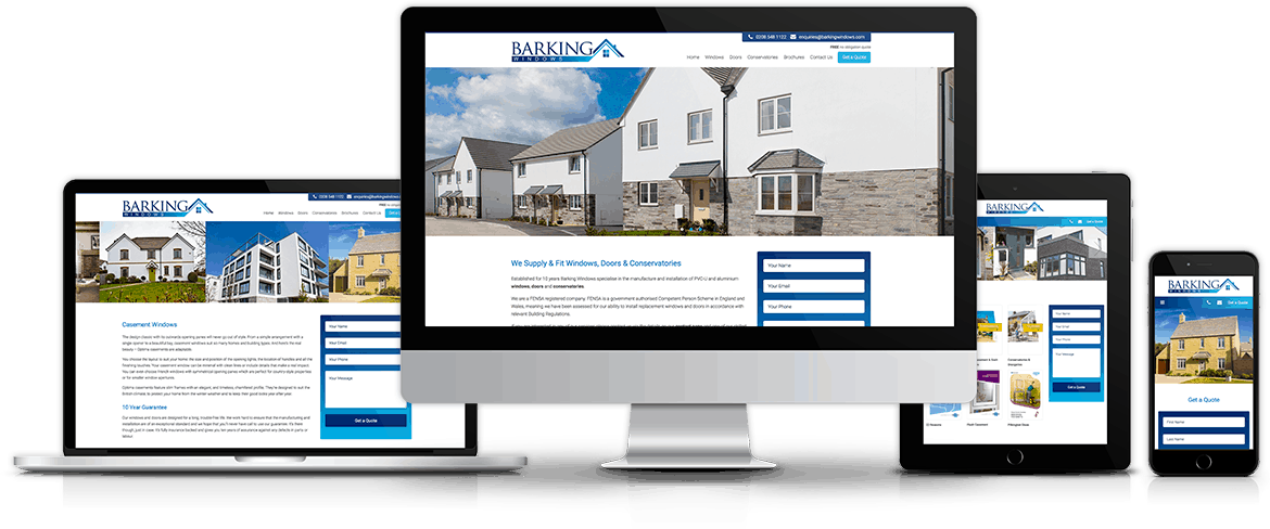 Barking Windows Case Study