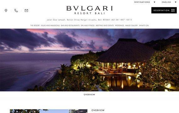 Bvlgari Hotels