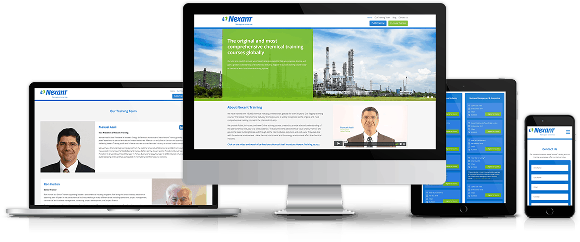 Nexant Training Case Study