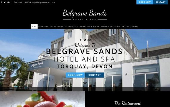 Belgrave Sands Hotel and Spa
