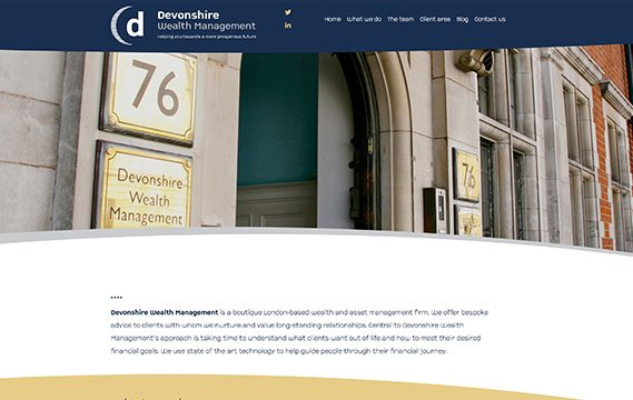 Devonshire Wealth Management