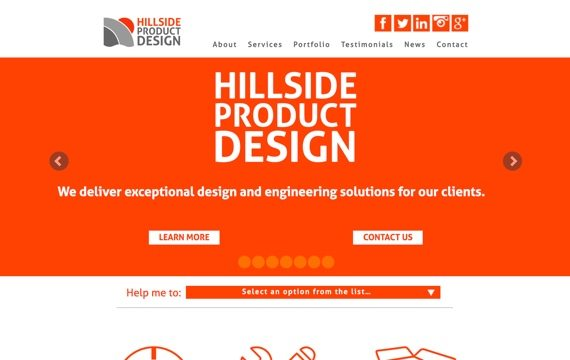 Hillside Product Design