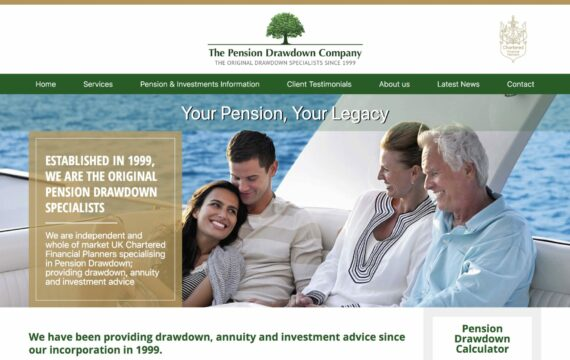 The Pension Drawdown Company