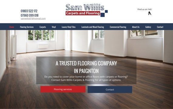 Sam Willis Carpets and Flooring