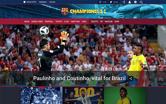 25 of the Best Football Websites In The World