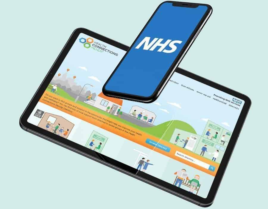 Supporting the NHS Health Connections directory websites