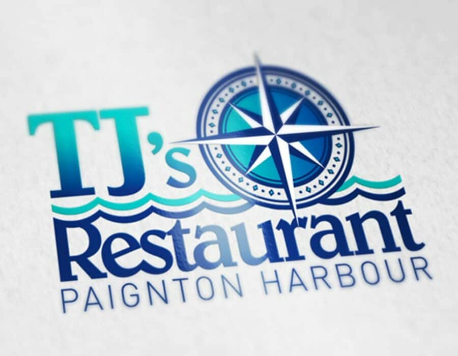Logo design for popular Devon based restaurant