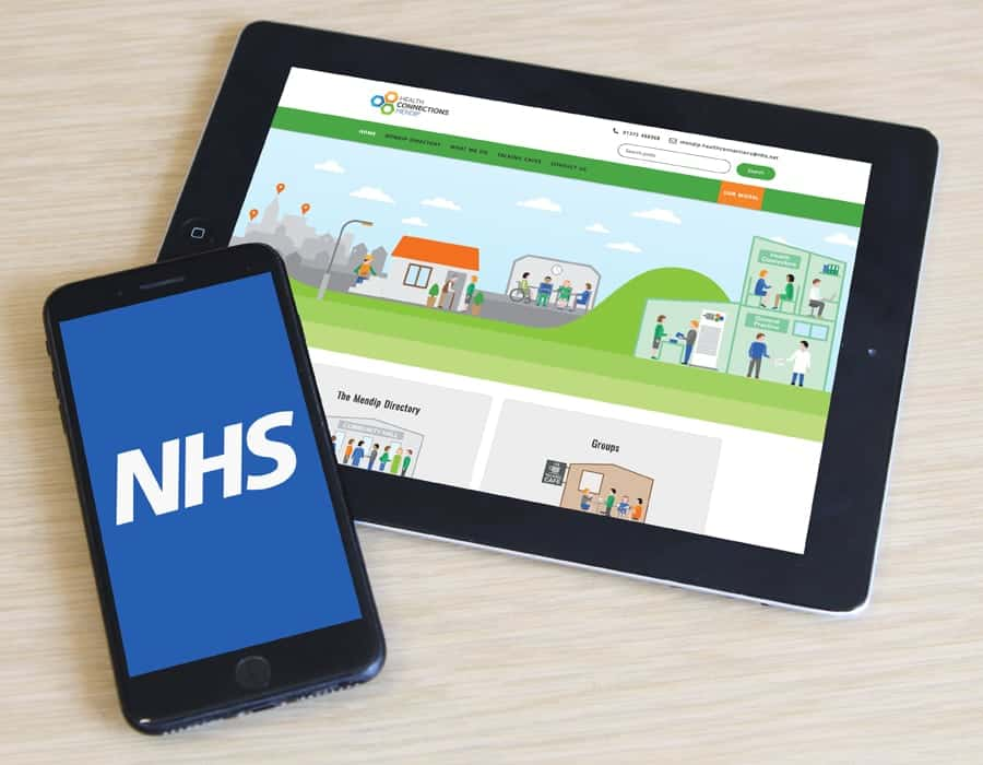 NHS Health Connections