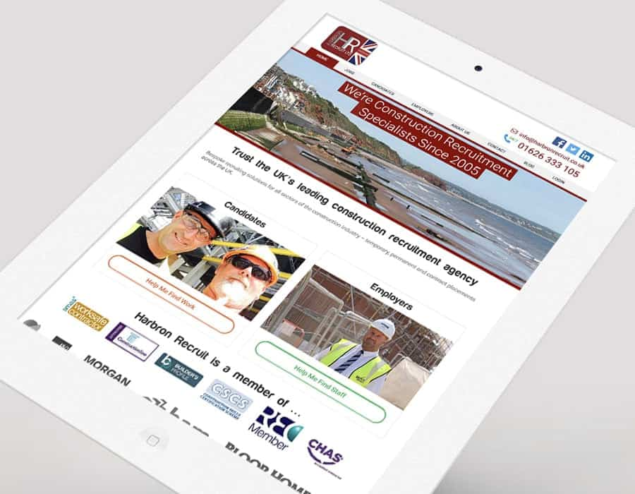 PPC lead generation for south west based construction recruitment and home improvements company