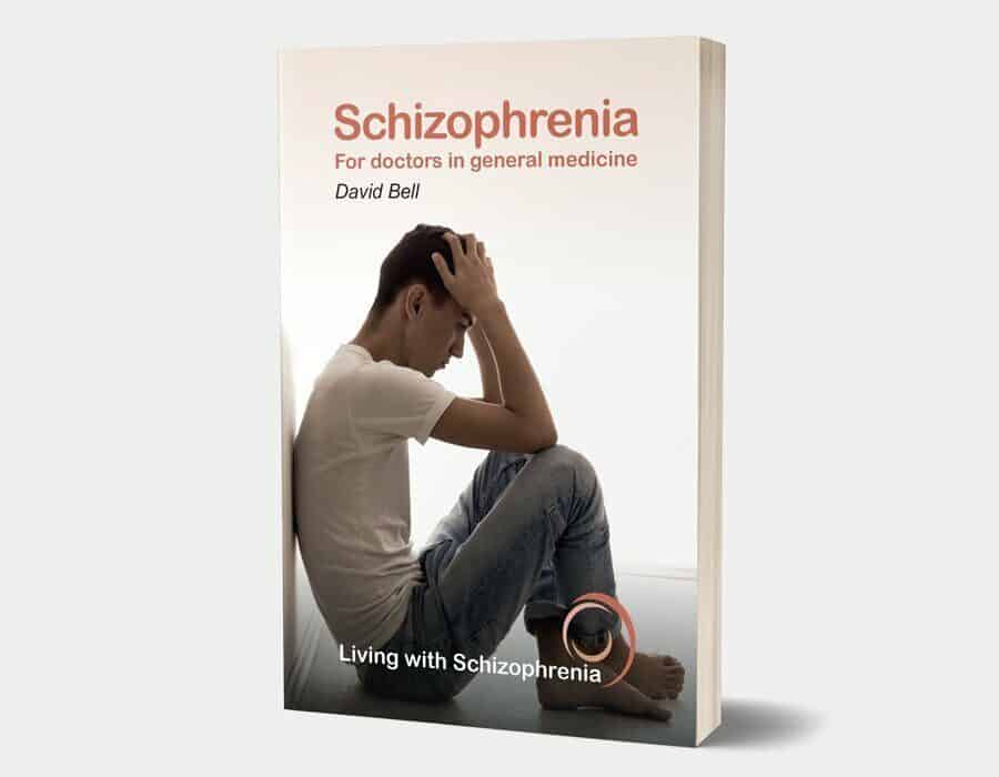 Living with Schizophrenia book cover