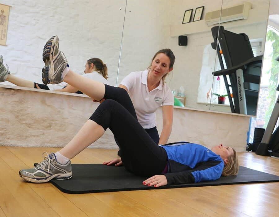 Photography for Devon based physiotherapy practice