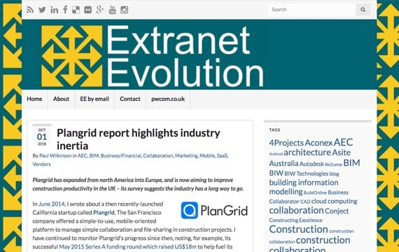 Extranet Evolution