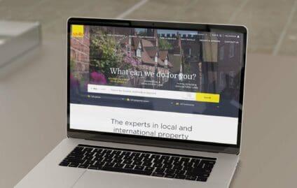 50 Best Estate Agency Websites of 2021