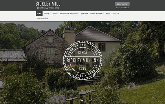 Bickley Mill