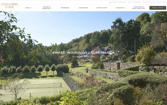 Gidleigh Park