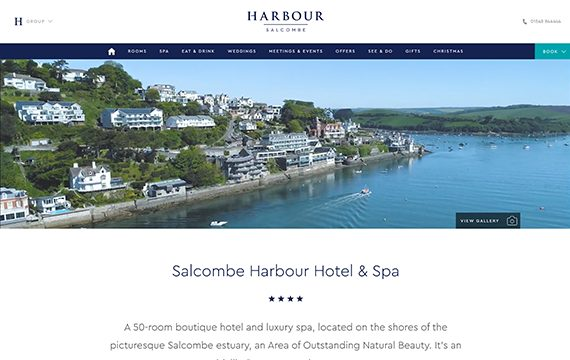 Harbour Salcombe