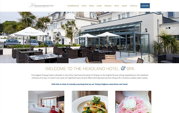 Headland Hotel and Spa Torquay