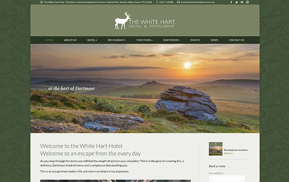 The White Hart Hotel & Restaurant
