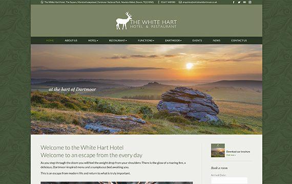 The White Hart Hotel & Restaurant
