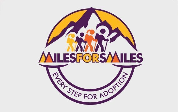 Miles For Smiles – Every Step For Adoption