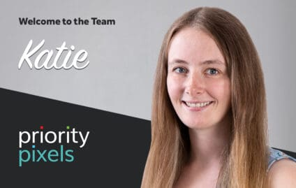 Welcome To The Team Katie