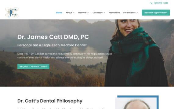 Dr. James Catt DMD, PC