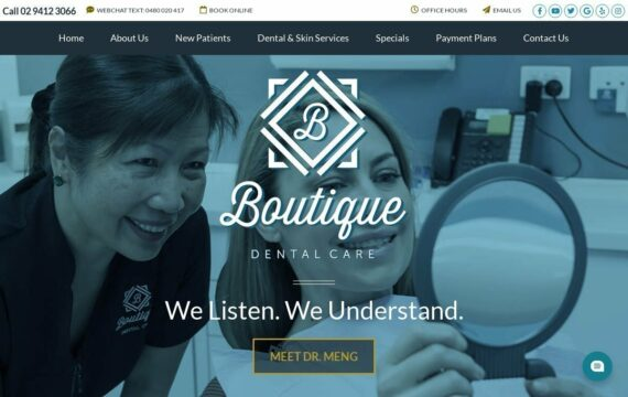 Boutique Dental Care