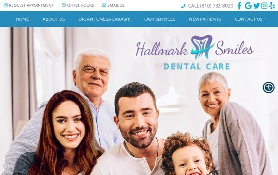 Hallmark Smiles Dental Care