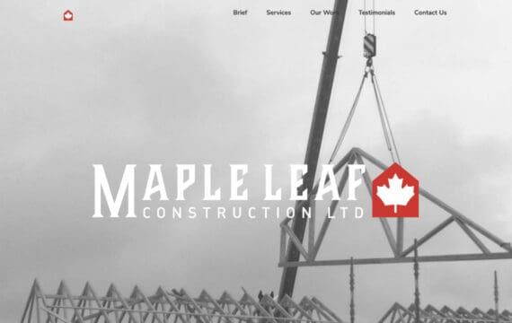 Maple Leaf Construction