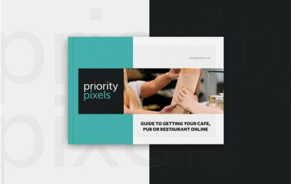 Free download guide to get your cafe, pub or restaurant online