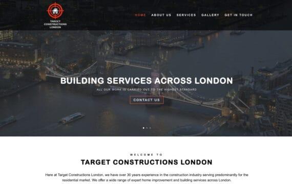 Target Construction London