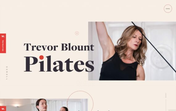 Trevor Blount Pilates