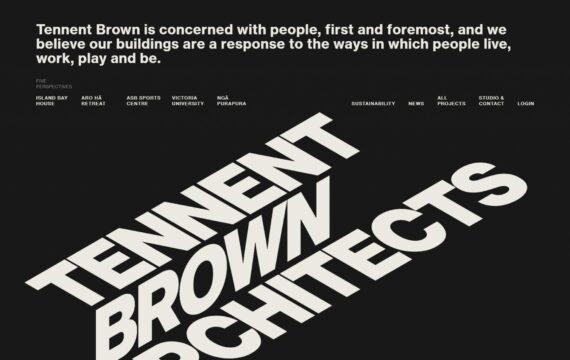 Tennent Brown.co.nz