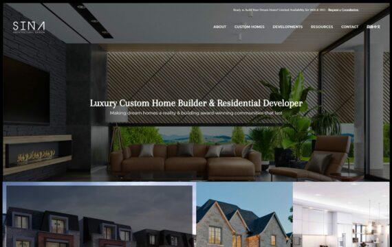 Sina Architectural Design