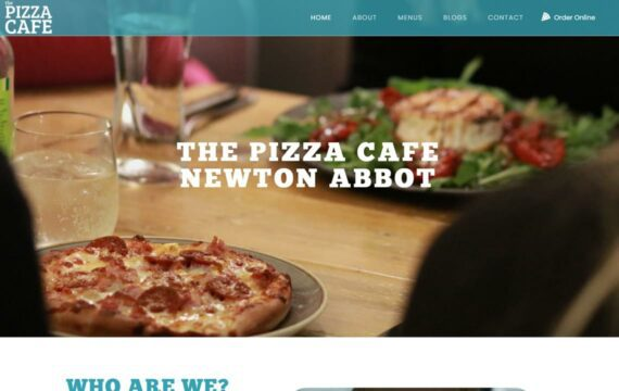 The Pizza Cafe