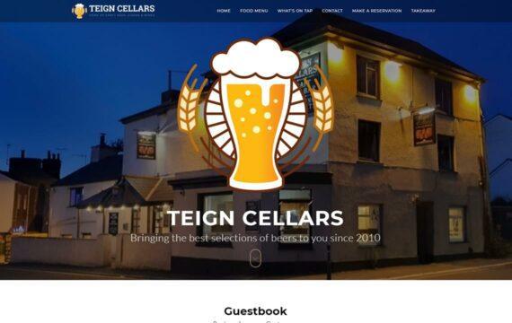 Teign Cellars