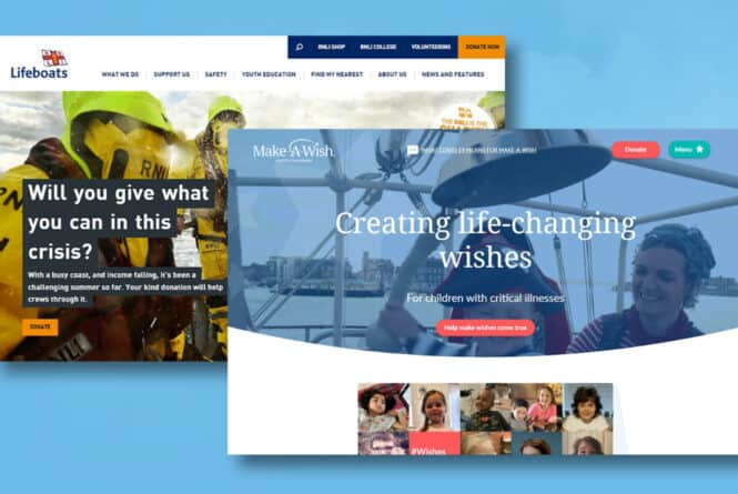 25 Best Charity Websites of 2021