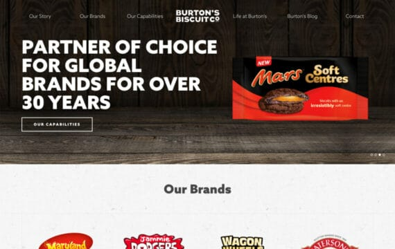 Burtons Biscuits
