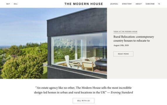 The Modern House