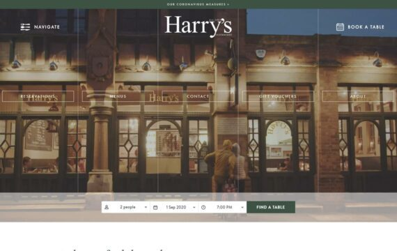 Harrys Restaurants